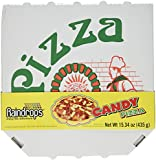 Giant Gummy Candy Pizza in Real Pizza Box - 9.5 Inches in Diameter (15.34 oz)