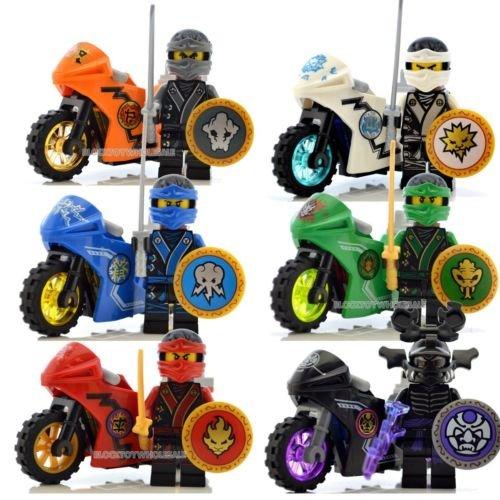 Lego ninjago - Lego ninjago voiture ...