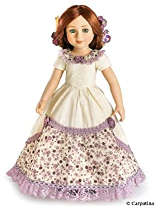 Amazon Com Victorian Doll Outfit For 18 Quot Slim All Vinyl