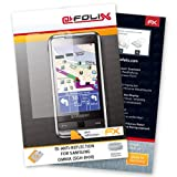 AtFoliX FX-Antireflex screen-protector for Samsung Omnia SGH-i900 - Anti-reflective screen protection!