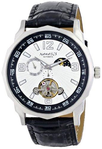 Nemesis Caballero L010W Automatic Sun and Moon Display Mechanical Collection Reloj