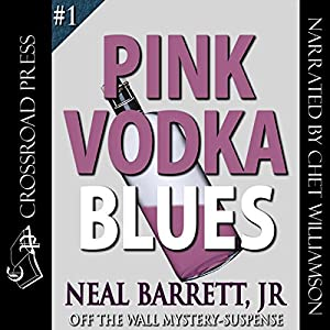 Pink Vodka Blues Audiobook