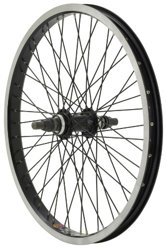 Diamondback 48H Sun ZX 25 Rim BMX 20 Inch x 1.75 Inch Black/Black Wheel (Rear) (Bmx 20 Inch Rims compare prices)
