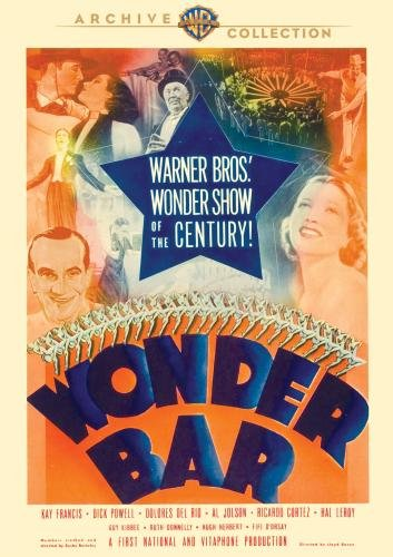 Fashions Of 1934 Full Movie Wonder Bar