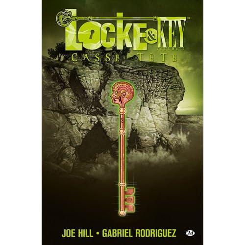 Hill Joe et Rodriguez Gabriel- Locke & Key T2  51wJhHVRxeL._SS500_