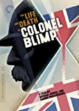 Life and Death of Colonel Blim