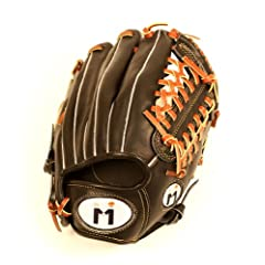 MPowered Baseball Platinum Series Modtrapeze Baseball Glove, 11.5-Inch, Right Handed... by M^POWERED BASEBALL