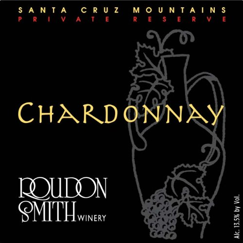 Nv Roudon-Smith Santa Cruz Mountains Chardonnay 750 Ml