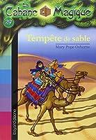 La Cabane Magique, Tome 29 : Tempête de sable