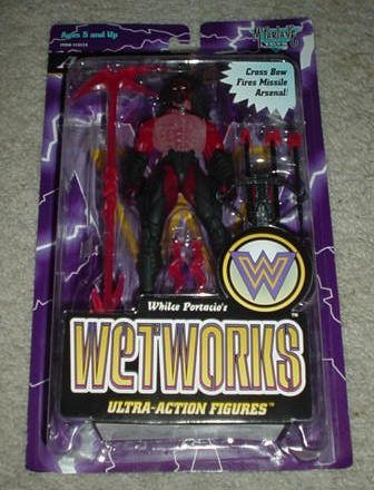 Whilce Portacio's Wetworks Ultra-Action Figure, Series 2: ASSASSIN ONE