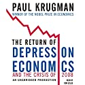 The Return of Depression Economics and the Crisis of 2008 Audiobook by Paul Krugman Narrated by Don Leslie