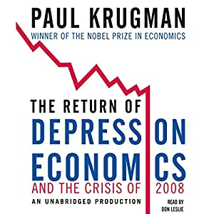 The Return of Depression Economics and the Crisis of 2008 | [Paul Krugman]