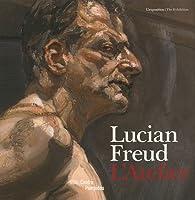 POSER POUR LUCIAN FREUD L HOMME /À L/ÉCHARPE BLEUE