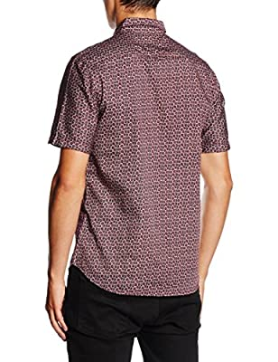 New Look Men's Daytona Casual Shirt