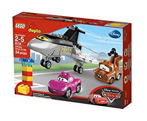 LEGO DUPLO Cars 6134: Siddeley Saves the Day