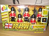 CHARACTER BUILDING HM ARMED FORCES ARMY GUARDSMAN