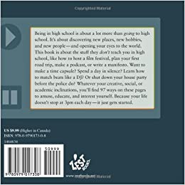 97 Things to Do Before You Finish High SchoolPaperback– May 1, 2008