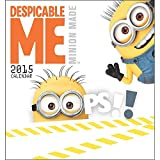 2015 DESPICABLE ME Minion Made Wall Calendar