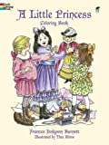 Image of A Little Princess Coloring Book (Dover Coloring Books)