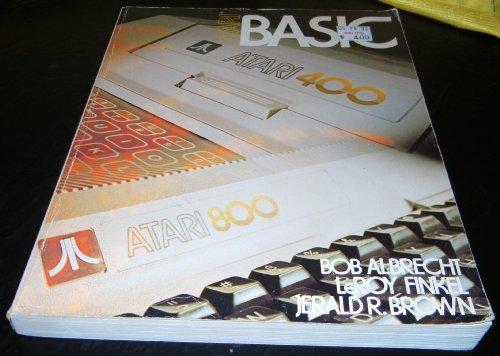Atari BASIC (Self-teaching Guides)