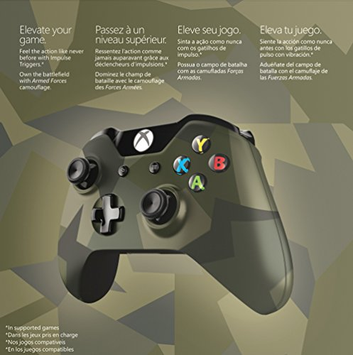 Xbox One Special Edition Armed Forces...
