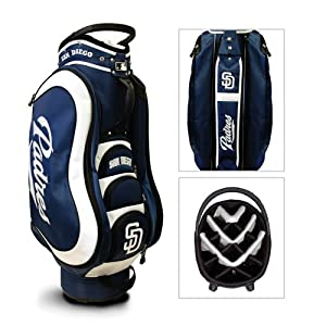 San Diego Padres MLB Cart Bag - 14 way Medalist - TGO-97235 by Team Golf