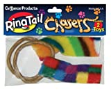 ➫ Cat Dancer 801 Ringtail Chaser Interactive Cat Toy, 2-Pack ➫