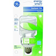 GE Lighting 89095 FLE26HT3/2/D/CD Daylight Energy Smart CFL Bulb
