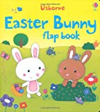 Sam Taplin Easter Bunny Flap Book (Usborne First Sticker Books)