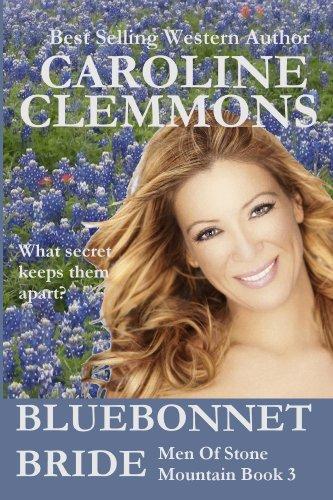Bluebonnet Bride, Men of Stone Mountain book 3