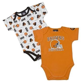 Amazon NFL Cleveland Browns Short Sleeve Infant