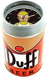 "Simpsons Alarm Clock ""Duff Beer"""