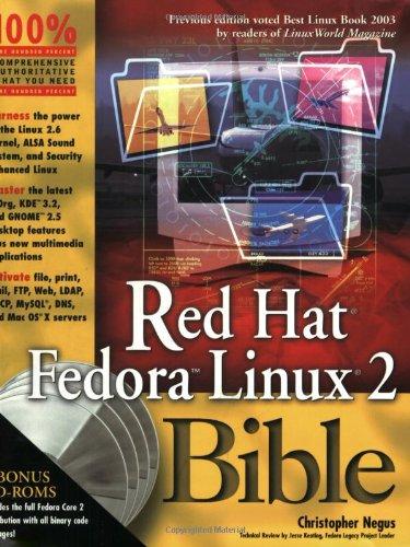 Red Hatfedoralinux2 Bible