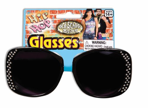 Women's Hip Hop Glasses