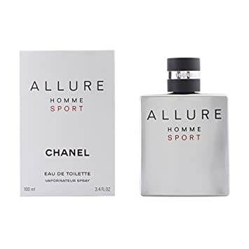 allure homme chanel 3.4 oz