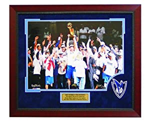 Dallas Mavericks NBA Championship Celebration Framed Picture by Champion