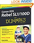 Canon EOS Rebel SL1/100D For Dummies...