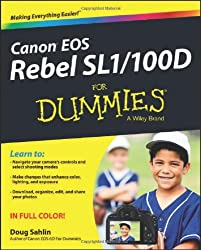Canon EOS Rebel SL1/100D For Dummies