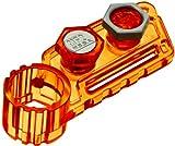 ベイブレード BB-85 メタルフェイス改造 オレンジ