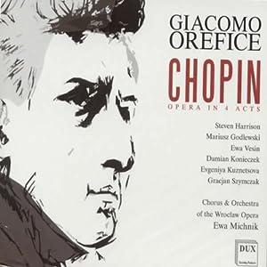 Giacomo Orefice (Opera in 4 Acts)