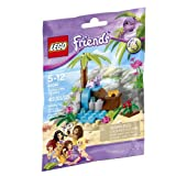 Turtle's Little Paradise LEGO® Friends Set 41041