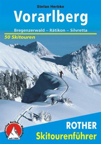 Rother Skitourenführer Vorarlberg
