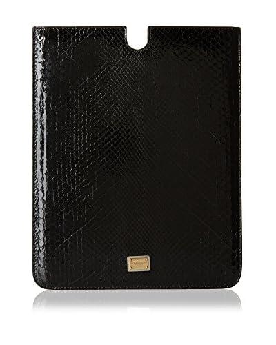 Dolce & Gabbana Funda iPad Negro