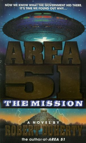 The Mission (Area 51, Bk. 3)
