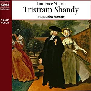 Tristram Shandy Audiobook