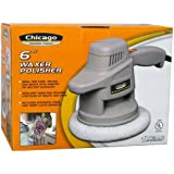 Chicago Power Tools 39604 6-Inch Corded Waxer/Polisher