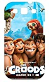 The Croods Fashion Hard back cover skin case for samsung galaxy s3 i9300-s3tc1002