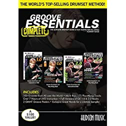 Groove Essentials 1.0 and 2.0