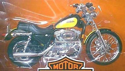 Harley-Davidson Motorcycle 2000 XL 1200C Sportster 1200 custom 1:18 Series 7