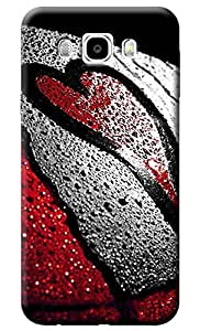 Back Cover For Samsung On8, Designer Printed Light Weight Soft Silicon Back Cover for Samsung Galaxy On8 - Fashionury